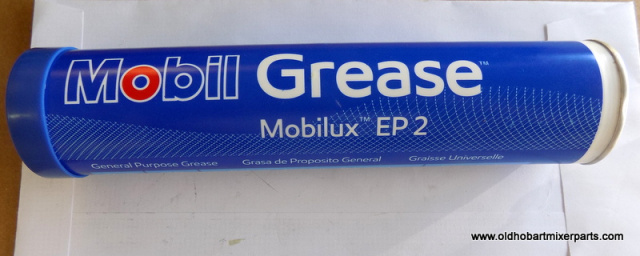 Hobart A120-A200 Mixer Recommended Special Grease Mobilux EP2
