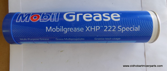 Hobart A120-A200 Mixer Recommended Special Grease Mobilgrease XHP 222 Special