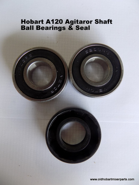 Hobart A120 00-023481 Oil Seal, BB-017-12 Ball Bearing