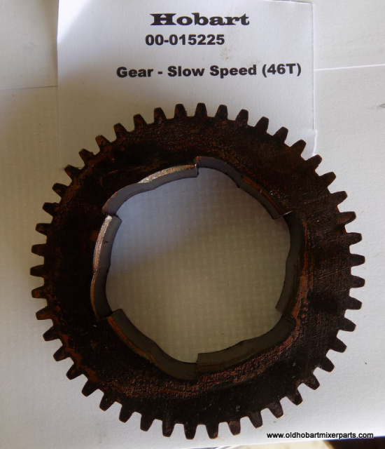 Hobart 00-015225 46 Tooth Gear Used