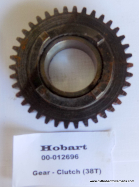 Hobart 00-012696 38-Tooth Clutch Gear Used