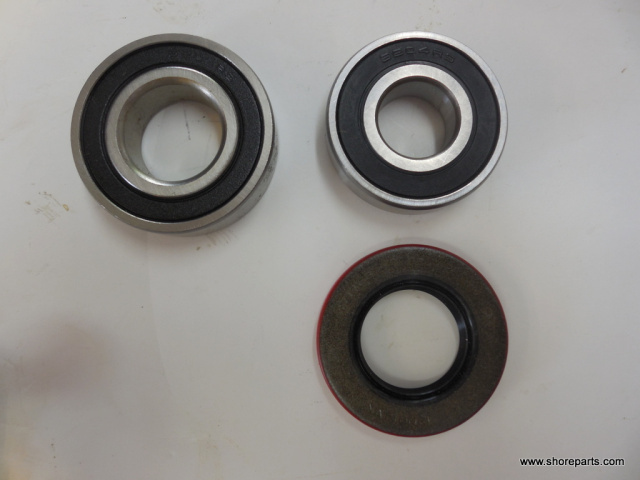 Hobart D300 Mixer Agitator Shaft Bearings BBb-20-6, BB-17-36 & Oil Seal 110335 kit