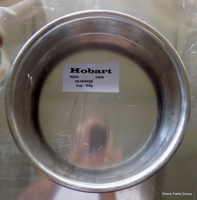 Hobart H600-L800 Drip Cup Used 00-060458