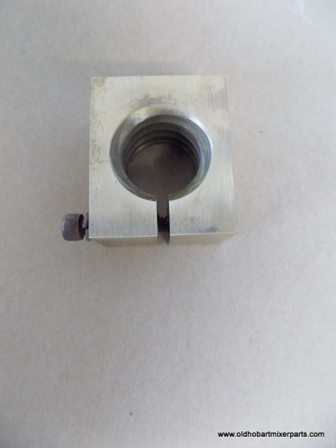 Hobart  Old # 00-024198 Bowl Lift Nut New # 00-875698 Used