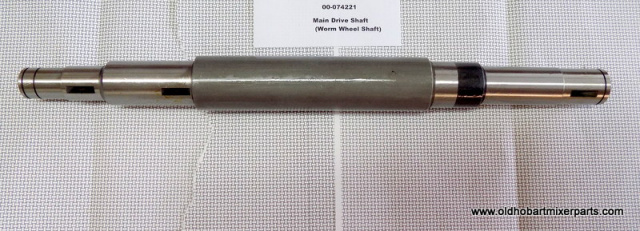 Hobart M802-V1401 Main Drive Shaft  00-074221