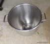 Hobart 00-295648 30 Qt Bowl For the Hobart 60 QT Mixer can be used on the 80 Qt Models And 140 Machi